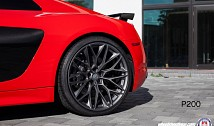 HRE P101, P200 & RS100 Wheels