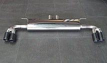 Rear Muffler with 4 Tailpipes (F15/F16)