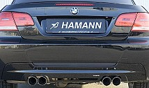 Sport Rear Muffler with 4 Tailpipes (E90/E91/E92/E93)