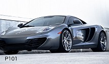 McLaren MP4-12C |  HRE Wheels