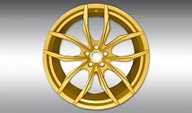 Type MC1 Forged Wheels (Custom Colours)