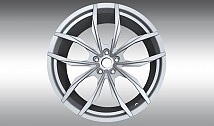 MC1 Wheels (Silver)