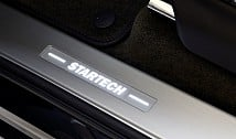 Startech Illuminated inlays for tread plates