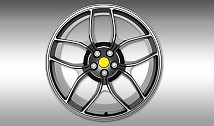 Type NF4 Forged Aluminium Wheel - Anthracite