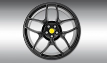 Type NF4 Forged Aluminium Wheel - Black