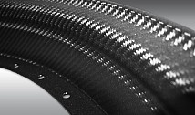 Carbon Coating for Rim-Flange