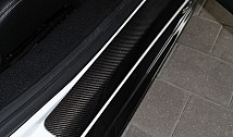 Foot Board (Set) in Carbon Fibre