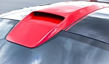 Roof Air Scoop (Carbon)
