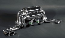 Capristo Sports Exhaust 1/3 with Valves