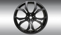 Type NM1 Matte Black Wheels
