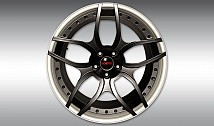 Type NL1 Forged Aluminium Wheel - Custom Colours