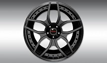 Type NL1 Forged Aluminium Wheel - Custom Colours/Rim Lip Carbon Coating