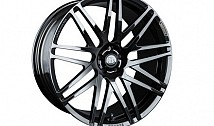 Monoblock Black Platinum Wheels