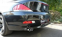 Quicksilver (E63 E64) Sport Exhaust (2006-10)