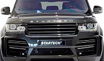 STARTECH Front Bumper for Range Rover Vogue (2013)