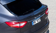 Rear Spoiler Lip (Carbon)
