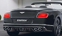 STARTECH Carbon rear add-on part for Bentley Flying Spur