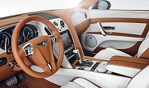 STARTECH Wood decor trim for Bentley Flying Spur