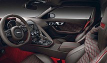 STARTECH Wood / Carbon interior for Jaguar F Type