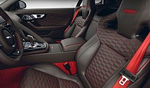 STARTECH Leather interior for Jaguar F Type