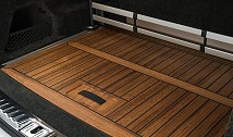 Startech Teak wood floor