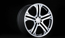 Monoblock Q Wheels (Titanium Polished)
