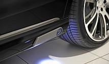 Brabus Double B Emblem for Side Skirts (Illuminated)