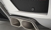 Valve-Controlled Sports Exhaust System (ML63 AMG)