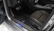 Floor Mats with Brabus Logo