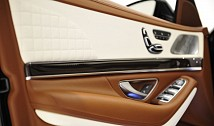 Door Panels (Leather/Alcantara)