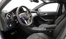 Brabus Fine Leather / Alcantara Interior Trim
