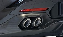 Valve-Controlled Sports Exhaust System