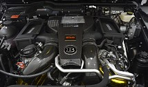 Brabus 850 6.0 Biturbo Increased Displacement (G63)