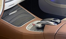 Centre Console (Leather/Alcantara)