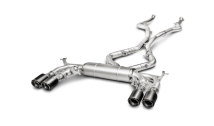 Akrapovic Evolution Line Titanium Exhaust (F85)