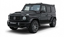 Brabus PowerXtra for the G-CLASS (W-463A)