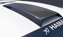 Roof Air Scoop