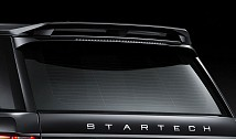 STARTECH Carbon Trunk Panel Cover for Range Rover Vogue (2013)