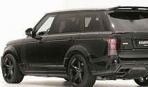 STARTECH Widebody-kit for LWB Range Rover Vogue (2013)