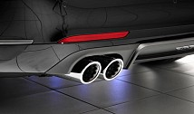 Sports Exhaust System (S400 Hybrid)