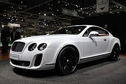 Bentley Continental Supersports Parts