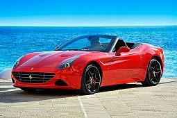 Ferrari California T Parts