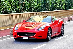 Ferrari California Parts