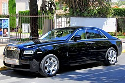 Rolls Royce Ghost Parts