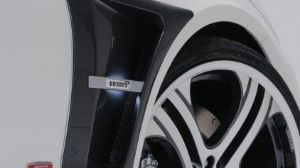 BRABUS sports fenders inserts Image 1