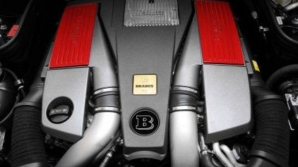 BRABUS performance kit B63-650 Image 1