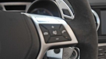 BRABUS shift paddles for AMG Image 1