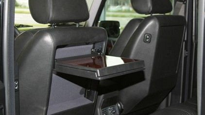 Integrated Rear Tables Image 1