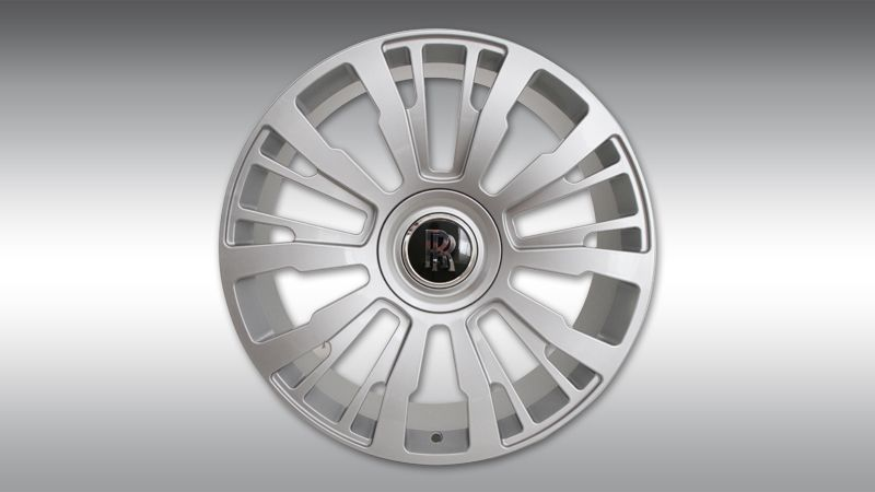 Type SP1 Silver Wheels Image 2