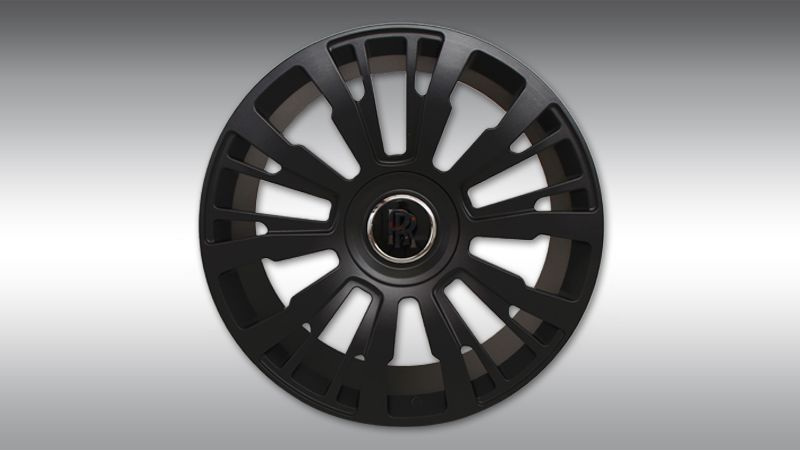 Type SP1 Matte Black Wheels Image 2